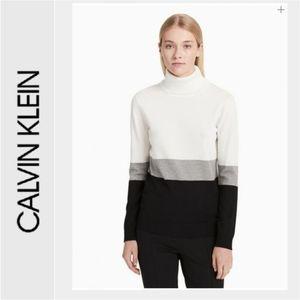 Calvin Klein Turtleneck Sweater Size sm